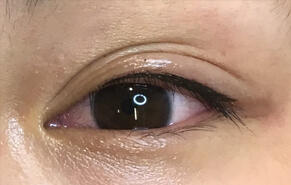 permanent eyeliner tattoo